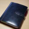 GANZO シンブライドルシステム手帳 A5 使用2年2カ月