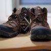 屋外に飛び出したくなる靴 モアブ 2 ミッド ゴアテックスのサイズ感