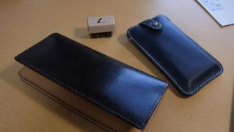 土屋鞄製造所 ブライドル 長財布 使用4年11カ月