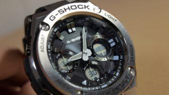 CASIO  G-SHOCK G-STEEL 3大特徴をまとめてみた